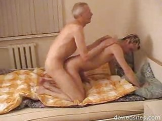old gay bangs his youthful amateur guy hard
